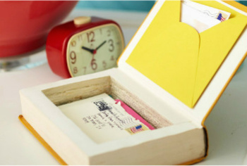 Make a Keepsake Box for your Secrets