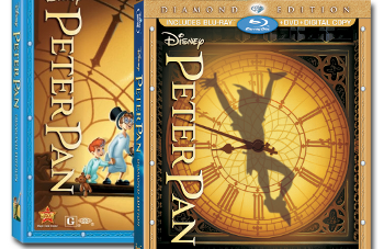Peter Pan Diamond Edition DVD/Blu-Ray Review