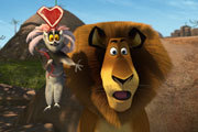 Madly Madagascar Exclusive Valentine's Day Ecards