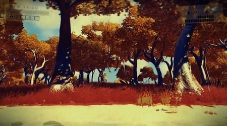 No Man's Sky is pretty.