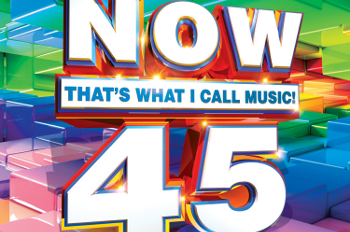 NOW That's What I Call Music! Vol. 45 CD Review