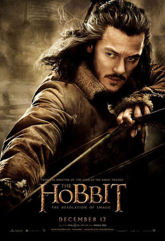 Luke Evans as Bard