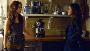 Pretty Little Liars: Season 3, Episode 17:: Out of the Frying Pan, Into the Inferno