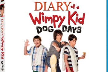 Diary of a Wimpy Kid: Dog Days is the third movie in the series