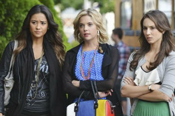 The liars have a whole new set of suspicions this episode