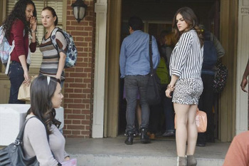 Pretty Little Liars: Season 3, Episode 14:: She's All Better Now