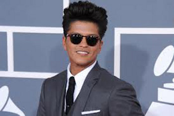 Bruno Mars' Just the Way You Are is sentimental and sweet