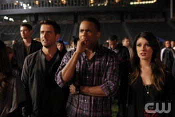 90210: Season 5, Episode 13 :: #realness