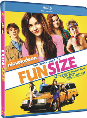 Fun Size Blu-ray