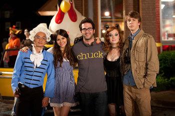 Fun Size Movie Cast