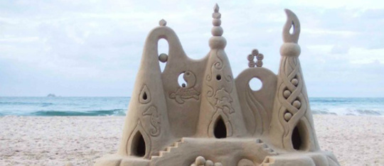 Feature feature sandcastle