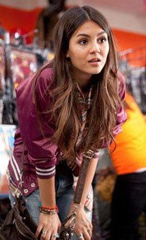 Victoria Justice as Wren