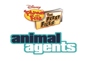 Phineas and Ferb: Animal Agents on DVD