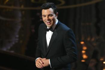 Seth MacFarlane Hosts the 2013 Oscars
