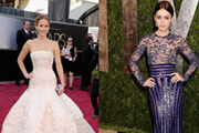 Fashion Police: The Oscars 2013 Red Carpet Fashion