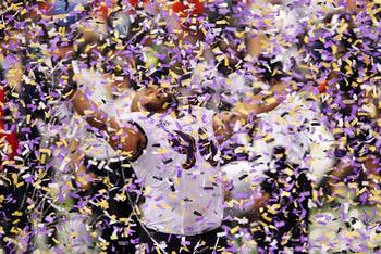 Super Bowl Ending