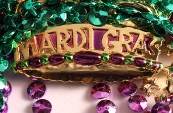 Mardi Gras is known as Festival Season