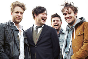 Mumford and Sons' I Will Wait, is sweetly romantic