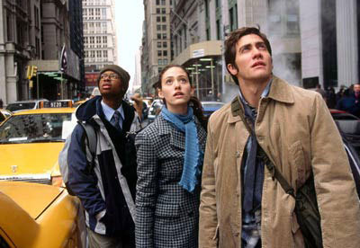 Emmy with Jake Gyllenhaal in The Day After Tomorrow