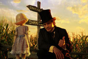 James Franco Is Oz: The Great and Powerful