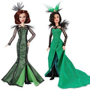 Evanora dolls