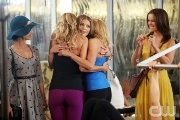 Naomi Hugs the Real Housewives of Beverly Hills