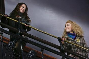 Dorrit and Carrie
