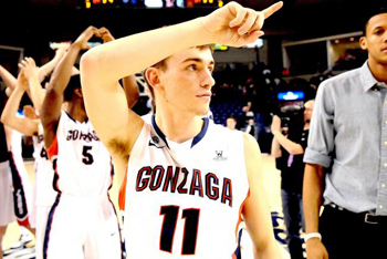 Gonzaga Bulldogs are Ranked #1