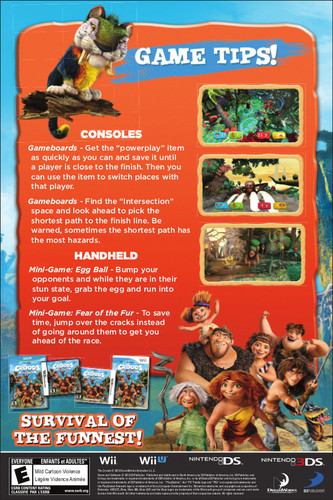 The Croods: Prehistoric Party - Party Guide Part 2