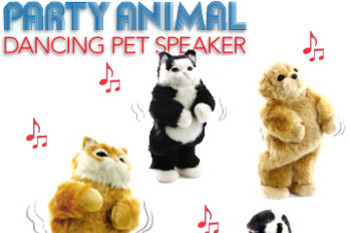 Party Animal Dancing Pet Speaker Toy Review