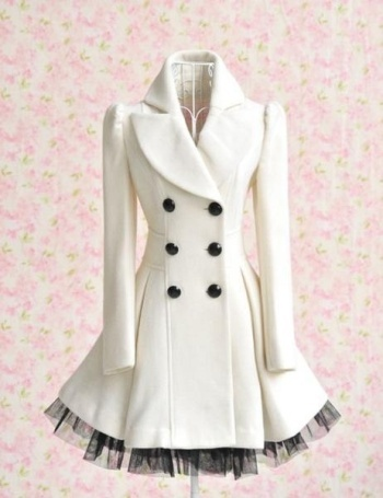 White Coat from Pinterest.com