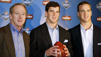 Archie and Peyton Manning
