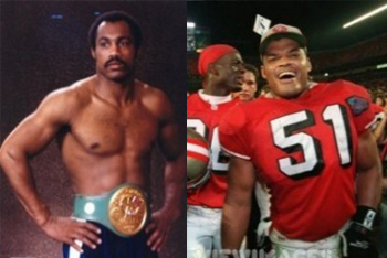 Ken and Ken Norton