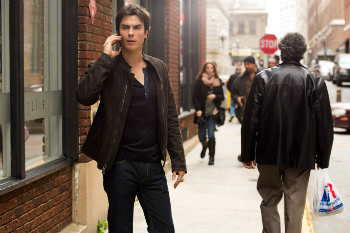 Damon in NYC