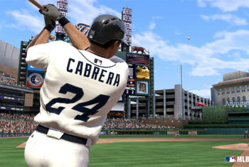 Cabrera in MLB 13: The Show