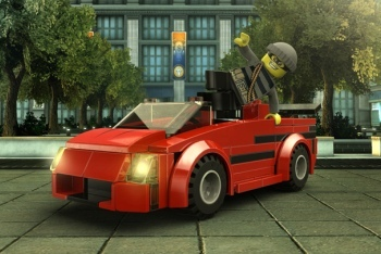lego city undercover vehicles