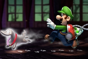 Luigi's Mansion: Dark Moon for 3DS