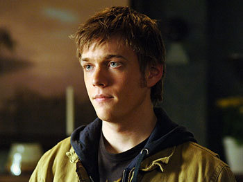 Jake as Mark in I Am Number Four