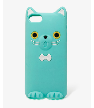 Forever 21 cat phone case, $7.40