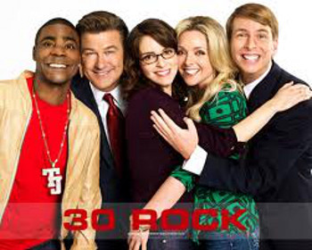 Making a show is it's own show on 30 Rock