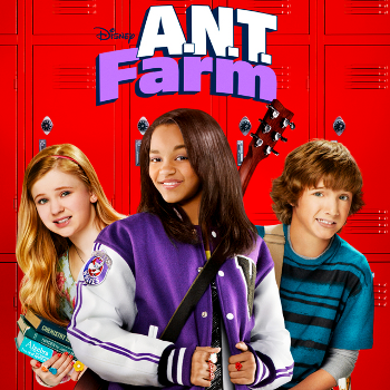 A school for gifted children has lots of wacky behavior on ANT Farm