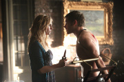 The Vampire Diaries: Season 4, Episode 18 :: American Gothic