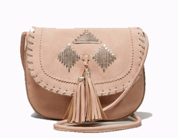 American Eagle tassel bag, $29