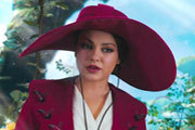 Mila Kunis: Witchy Times Two In Oz