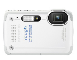 Olympus TG630iHS 12MP Waterproof Digital Camera