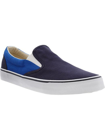 Slip-on sneakers, $25, Old navy