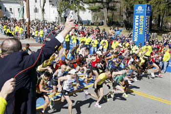 All About the Boston Marathon