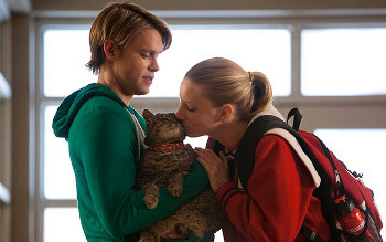 Sam, Brittany and Lady Tubbington