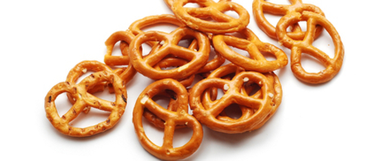 All About Pretzels