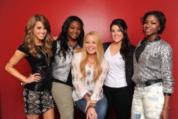 American Idol 2013 Top 5